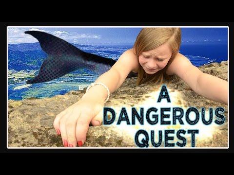 A Dangerous Quest | A Mermaid's Journey Ep 3
