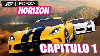 Forza Horizon I Capítulo 1 I Lets Play I Español I XboxOne I 1080p