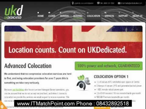 Cambridge uk COLOCATION Hosting