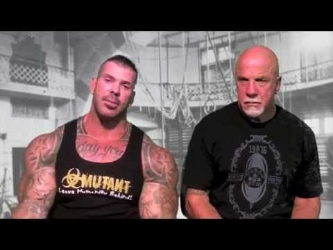 Steroid Cycles that work   Rich Piana and Ric Drasin