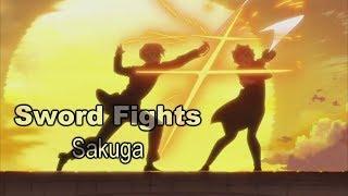 Sword Fights Sakuga 1