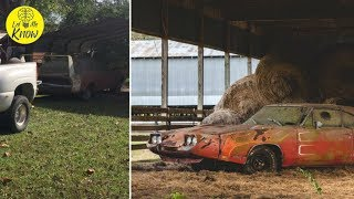 He Got A Call From A Guy Selling A Car  But What Really Blew His Mind Lay Hidden Inside This Barn