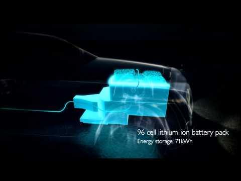 Rolls-Royce Phantom, эксперементальная электрическая система