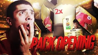 FIFA 17 - МЕГА PACK OPENIING2x IN-FORMAИМАМ NEYMAR !!!??