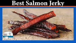 How to make Salmon Jerky