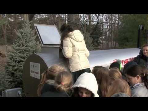 Rocket® composter at Rippowam Cisqua School