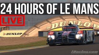 iRacing - 24 Hours Of Le Mans