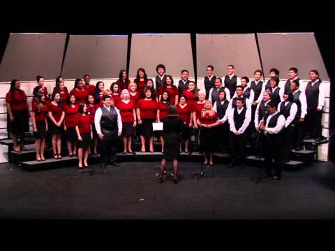 "Hartnell College Choir Spring '14 ""Joyful, Joyful"""