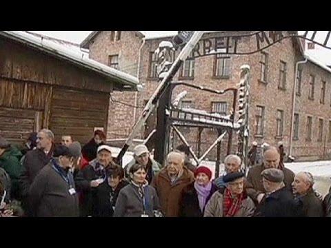 Holocaust survivors tell the world what happened in Auschwitz