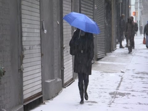 Northeast Braces for Fierce Snowstorm
