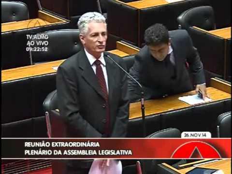 Deputado Rogério Correia fala sobre o dinheiro do Ipsemg