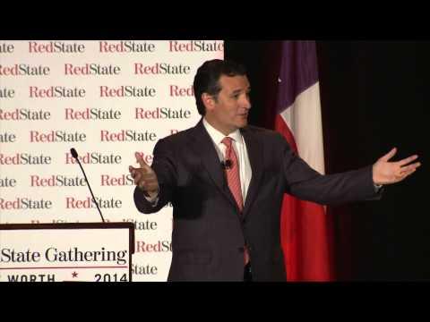 RedState Gathering 2014: Senator Ted Cruz #RSG14
