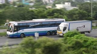 KPN multiaxle Volvo near Chennai
