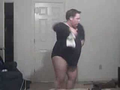 Fat girls dancing to single ladies