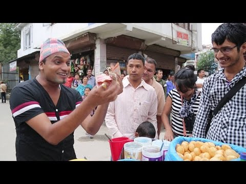 Superhit Nepali song Pani Puri-2, Magarnika Selroti by Pashupati Sharma & Janaki Tarami Magar