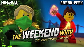 LEGO NINJAGO Sneak Peek! Weekend Whip Anacondrai Remix by Krueger