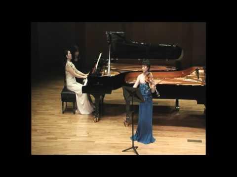 Violin Sonata-Claude Debussy