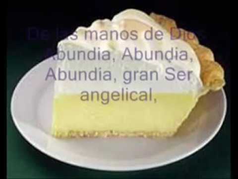 ABUNDIA El Angel de la Abundancia
