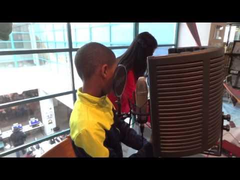 NJ Makers Day 2015 at Atlantic City Free Public Library