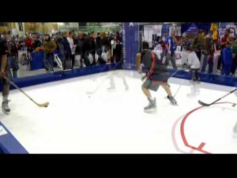 Endless Ice, the maker of revolutionary Ice Hockey Treadmills is pleased to ...