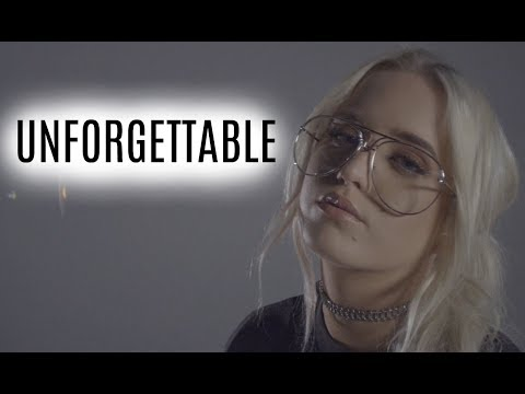download lagu Unforgettable - French Montana Feat. Rae Sremmurd - Cover By Macy Kate gratis