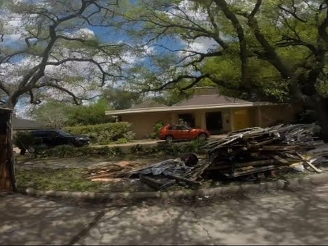 Houston Homeowners Flooded Out Twice In One Year