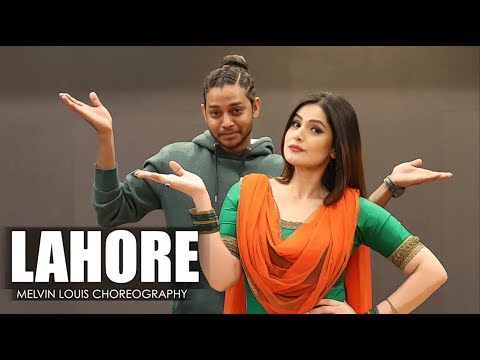 Lahore | Melvin Louis Ft. Zareen Khan thumbnail