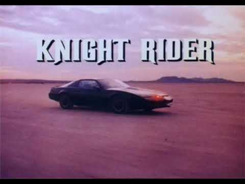 Knight Rider: 1982 Tv Show Opening Theme Music #1 video