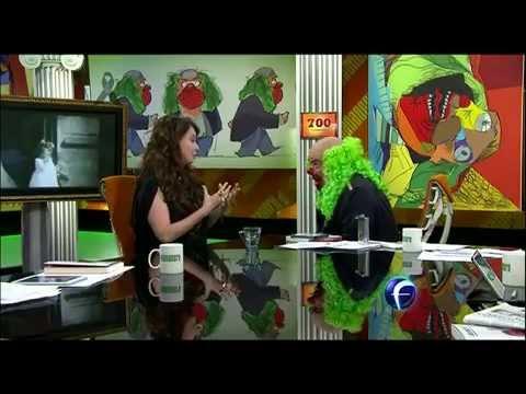 El Mañanero - Sarah Brightman visita 'El Mañanero'
