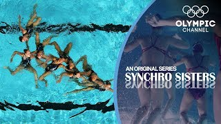 Ep. 1 - The Historic Rivalry of US Synchronized Swimming Teams | Synchro Sisters