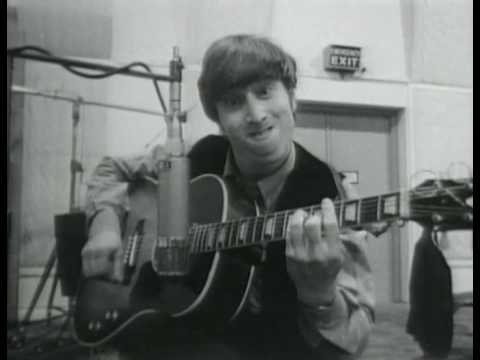 Beatles at Abbey Road Feb 26, 1964 Recording session Video