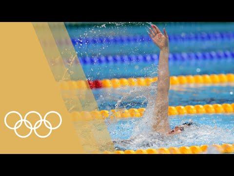 Missy Franklin [USA] - Women's 200m Backstroke   Champions of London 2012