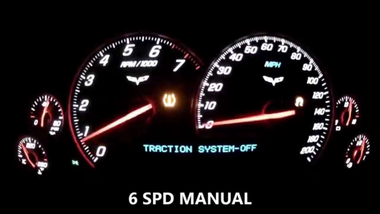 changing an automatic to a manual