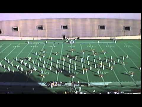 Humboldt High School Marching Band - Vanderbilt 1996 - YouTube