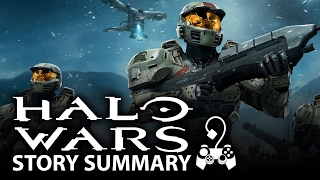 Halo Wars - What You Need to Know! (Story Summary)