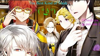 When Mystic Messenger takes over your life