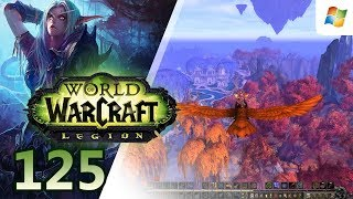World of Warcraft: Legion 【PC】 Alliance Night Elf Hunter │ No Commentary Playthrough │ #125