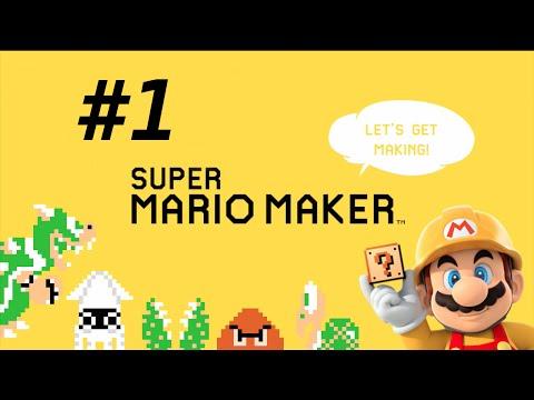 Super Mario Maker #1! (No Bad Words!)