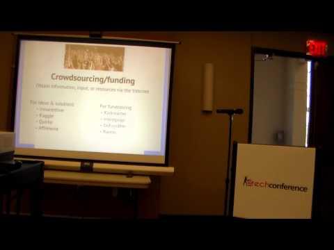 eTech Conference workshop by Roberto Gallardo with MSU eCommerce 101