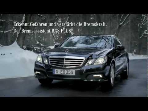 Реклама Mercedes-Benz E-class