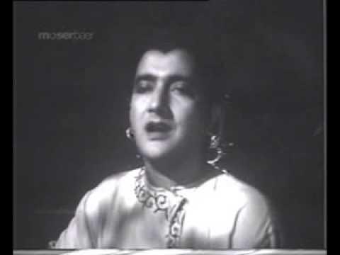 anokha Ladla...(raga- Darbari Kanhda) --manna Dey --film - Basant Bahar (1958) video