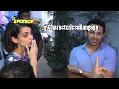 Hrithik slams twitterati for calling Kangana characterless | Shahid-Mira Enjoy vacation in Maldives