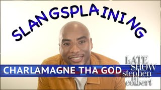 Charlamagne Tha God Slangsplains Popular Words