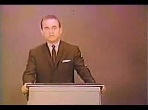 George Wallace 1968 Campaign Ad Video