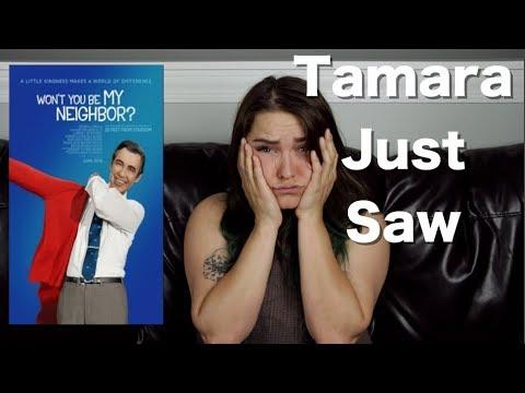 Won't You Be My Neighbor? - Tamara Just Saw