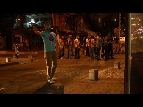 Police fire rubber bullets, tear gas to end Istanbul protest
