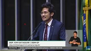 O discurso que silenciou a Câmara dos Deputados