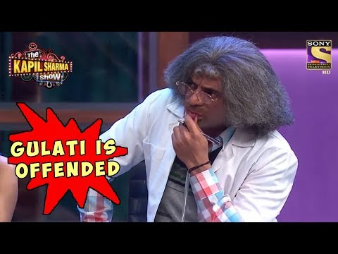 Dr. Mashoor Gulati Is Offended - The Kapil Sharma Show thumbnail