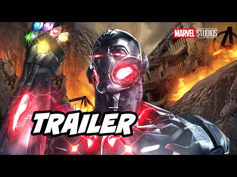 Avengers 2 Age Of Ultron Official Trailer Breakdown