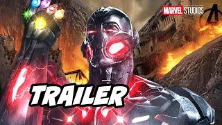 Avengers 2 Age Of Ultron Official Trailer Breakdown